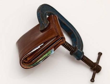 debt control image