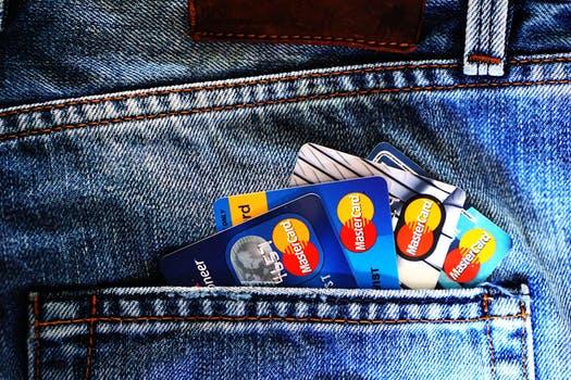 card debt image