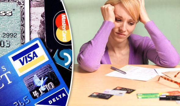 credit card debt 75897